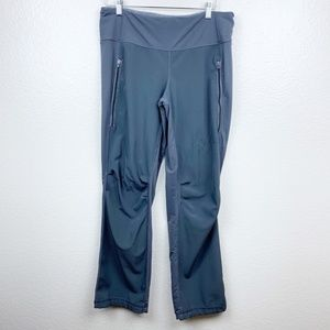 Lululemon Athletica Run: Free Pant Heathered Coal